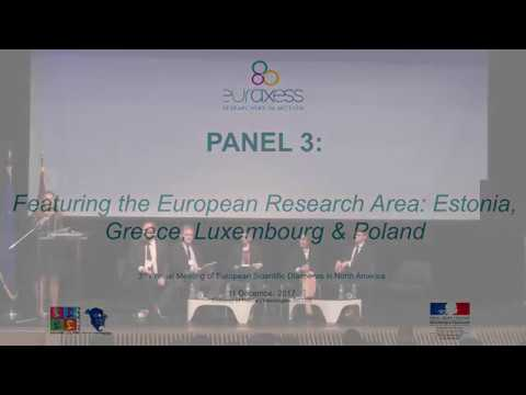 Panel 3: Featuring the European Research Area