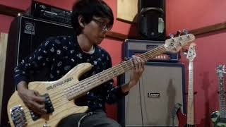J Rocks Lepaskan Diriku Bass Playtrough