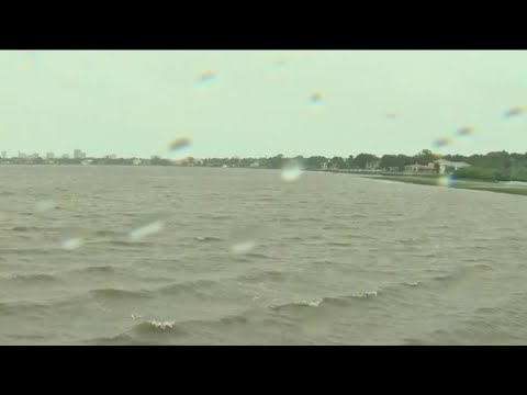 Wind gusts increasing in Sarasota County