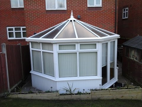 Conservatory build