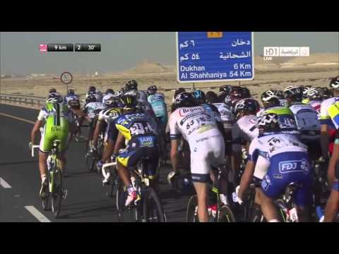 Tour of Qatar 2013 - Stage 1 Full [Eng]