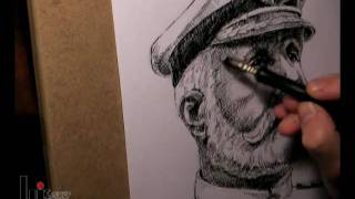 Portrait of Edward John Smith (Titanic Captain)