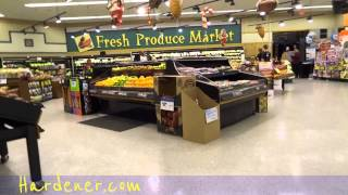 Protein Bars Health Food Isle Grocery Store Nutrition Shopping Fruits Apples Produce Market