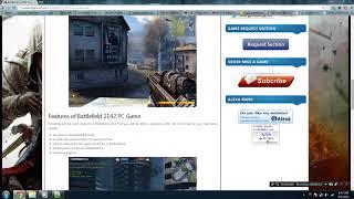 شرح تثبيت Battlefield 2142 2018