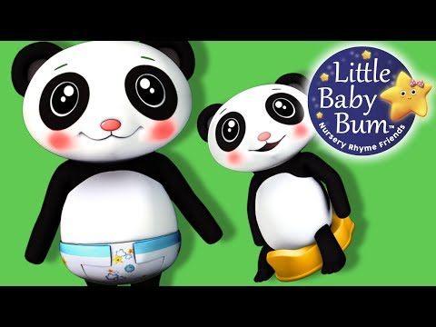 Potty Song | Nappies Version | Nursery Rhymes | Original Song by LittleBabyBum!