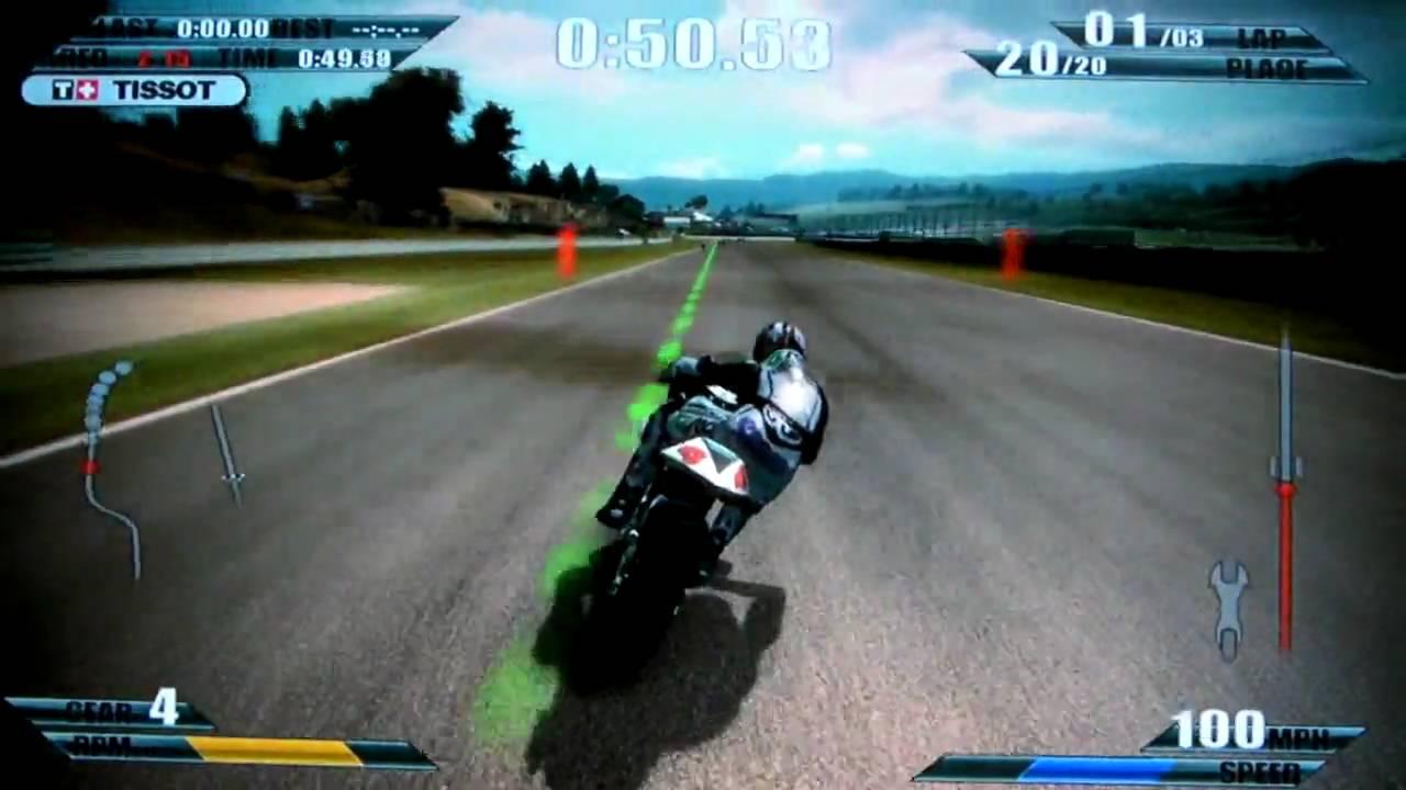 Moto Gp   Gameplay Ps Hd