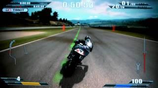Moto GP 09/10 Gameplay PS3 HD