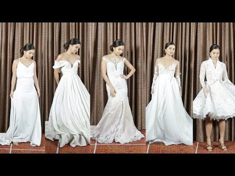 The Perfect Wedding Dress For Your Body