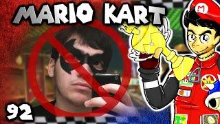 Everyone VS Smarty (Mario Kart 8 Online: The Derp Crew - Part 92)
