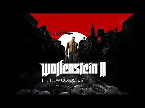 Wolfenstein 2: The New Colossus | X4 860K + R9 380 | HIGH - 1080P