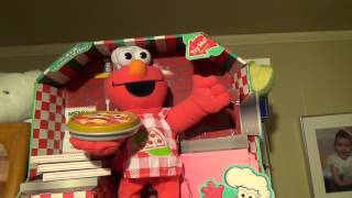 Singing Pizza Elmo Pizza Joke