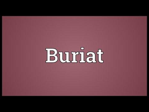 Header of Buriat