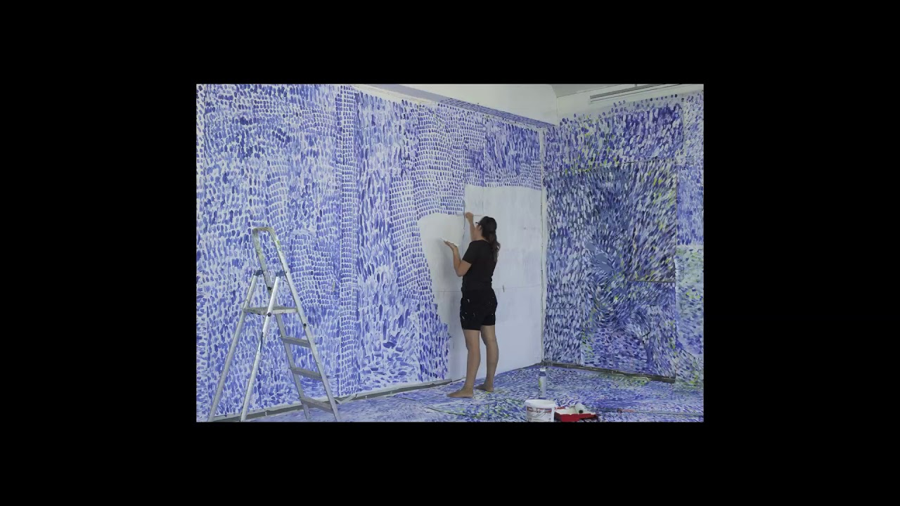 Workprocess Artist In Residency Artists Unlimited Bielefeld