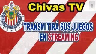 COMO VER CHIVAS TV GRATIS DESDE ANDROID, CHROME CAST, SMART TV, TV DIGITAL, PC Y MAS
