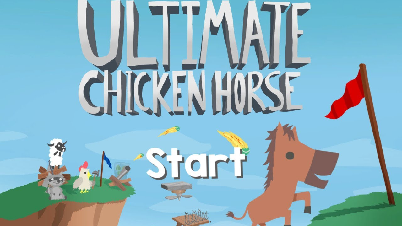 wer ist das ultimative tier ultimate chicken horse. Black Bedroom Furniture Sets. Home Design Ideas