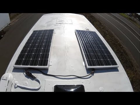 Adding Another Solar Panel To My RV