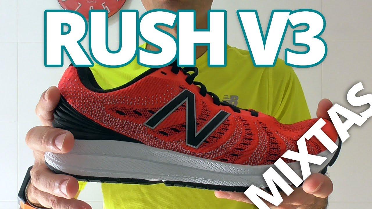 new balance rush v3 hombre