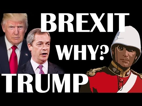 The Reasons behind Trump and Brexit