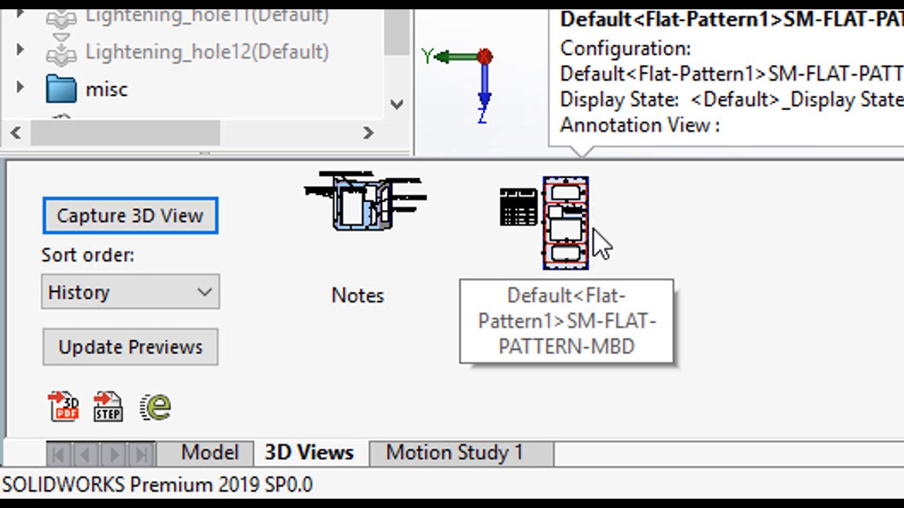 What's New in SOLIDWORKS 2019: MBD - Security, Sheet Metal Support, and  Copy Scheme