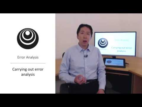 Carrying Out Error Analysis (C3W2L01)