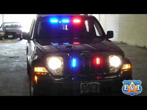 Undercover 2010 Jeep Liberty Evi Built Youtube