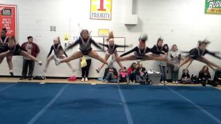 Taylor Mustangs Pre Competition