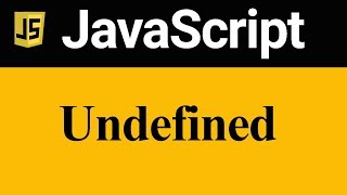 Undefined in JavaScript (Hindi)
