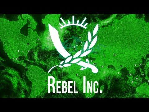 НОВАЯ ИГРА ОТ СОЗДАТЕЛЕЙ ПЛАГ ИНК ► Rebel Inc.  1  Прохождение