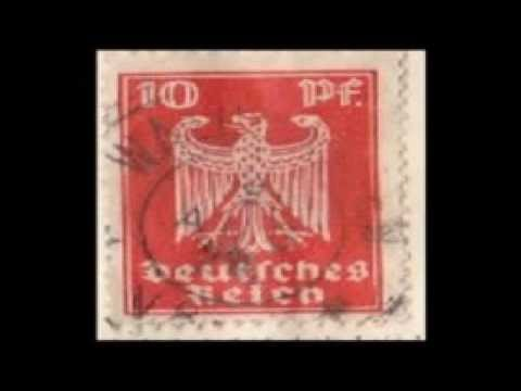 Old Stamps From Germany
