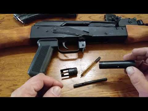 AK-47 BUTTSTOCK CLEANING KIT QUICK LOOK