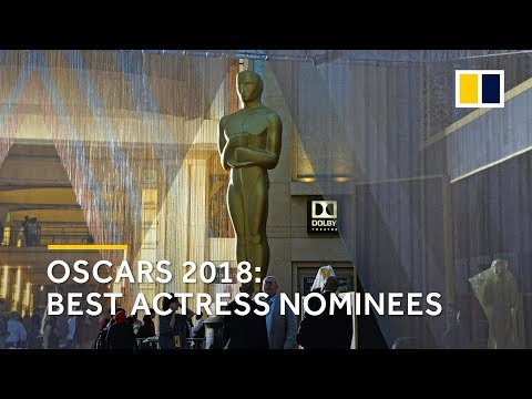 Oscars 2018: Best Actress nominees