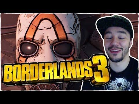 ¡¡BORDERLANDS 3 es OFICIAL!! PAX EAST y la conferencia de GEARBOX