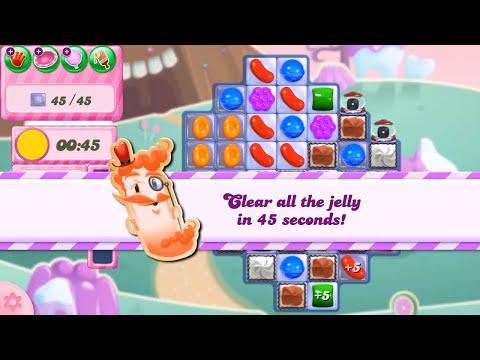 Candy Crush Saga Level 2865 NO BOOSTERS