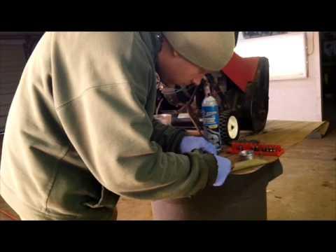 Toro CCR Snowblower carburetor rebuild - How to troubleshoot and repair small engine carburetor