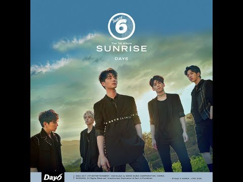 DAY6 (데이식스) – SUNRISE  (Full  album) download inside