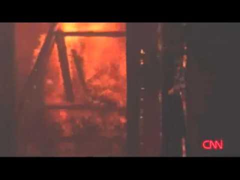 Inside The Bastrop Fire