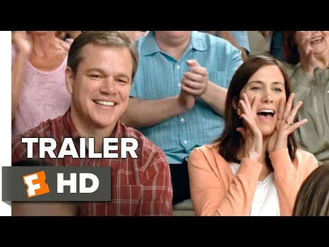 Downsizing Movie Hd Trailer