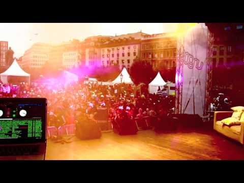 MUÑECA SISTEM LIVE @ UNG08 Stockholm !