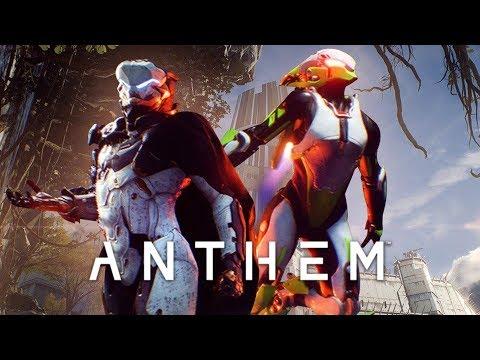 Anthem - CUSTOMIZANDO a Minha Javelin e a PRIMEIRA MISSAO
