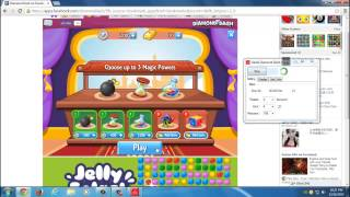 How to hack Diamond Dash on Facebook