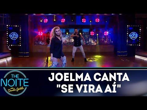 "Joelma canta ""se vira aí"" | The Noite (30/04/18)"