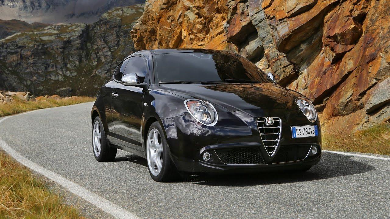 2014 Alfa Romeo MiTo Interior and Exterior - YouTube