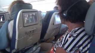 Boeing 787 Dreamliner, lot Colombo - Warszawa