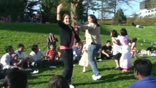 Beutiful Nepalese Dance in Goettingen, Germany