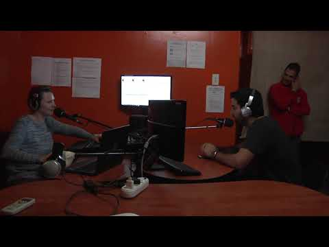 Berg Interview on DYR radio in South Africa
