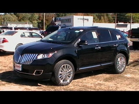 2013 lincoln mkx awd review navigation glass roof heated leather www nhcarman com youtube. Black Bedroom Furniture Sets. Home Design Ideas