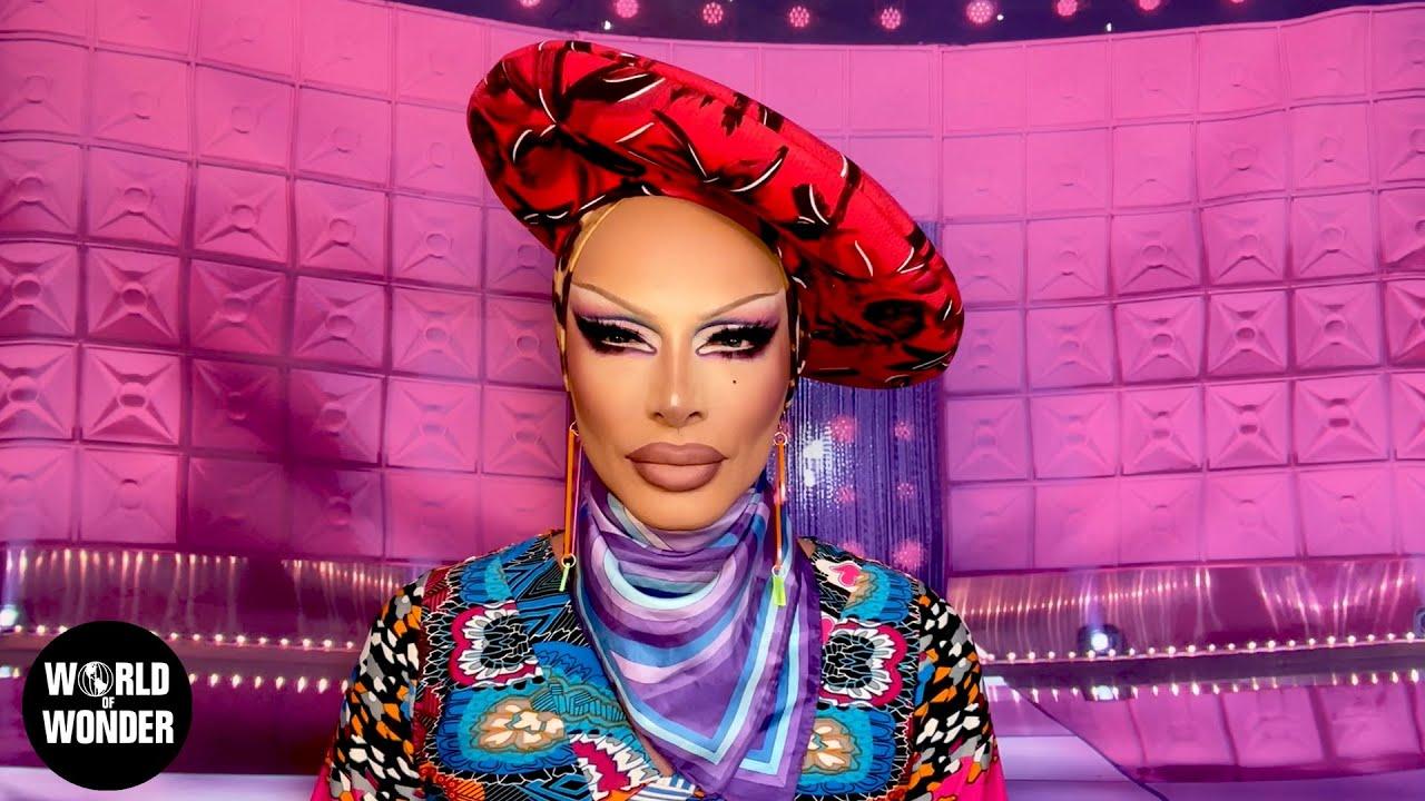 FASHION PHOTO RUVIEW: Drag Race: All Stars Season 6 - Clash of the Patterns