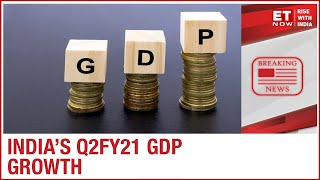 India's Q2FY21 GDP Numbers Are Much Better Than Expected   EXPLAINED