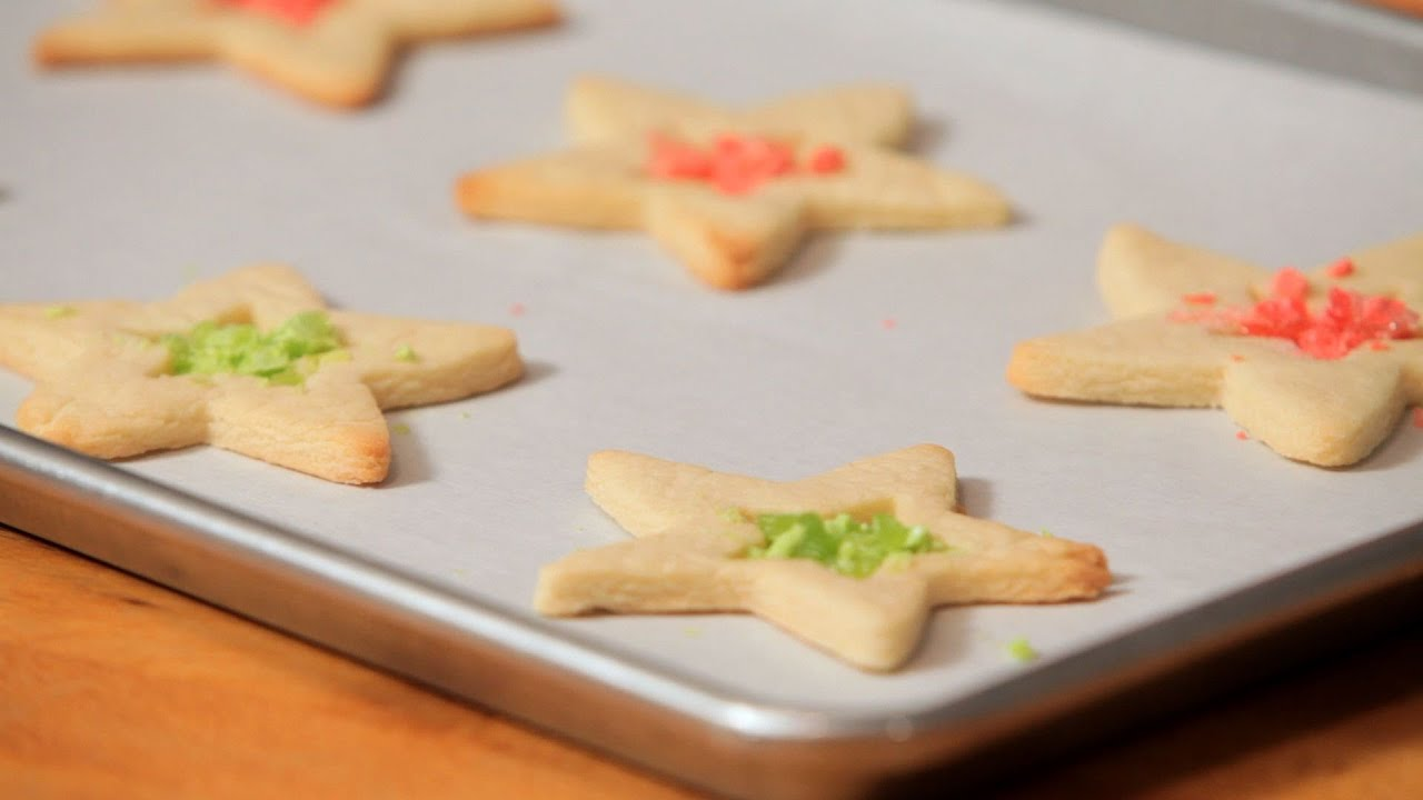 How To Make Stained Glass Cookies Christmas Cookies