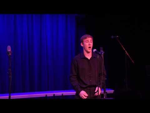 """Trevor Matthews - Singing """"Vittoria mio core"""""""